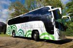 Tour Bus for My Ireland Tour